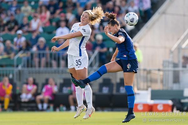 NC Courage vs OL Reign 6-19-2021