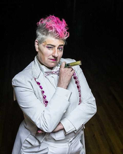 Adam Bomb - GenderFuck