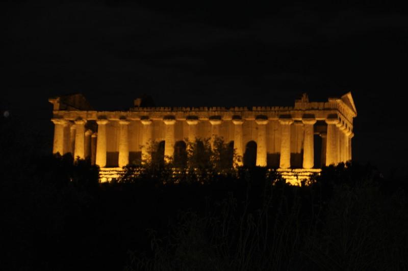 Agrigento- Temple of Zeus