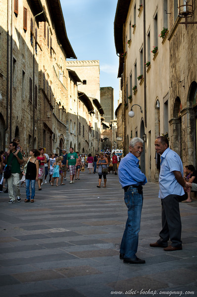 San Gimignano 2011