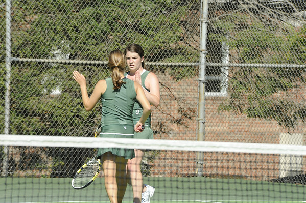 BABSON WOMEN TENNIS   9.17.2011