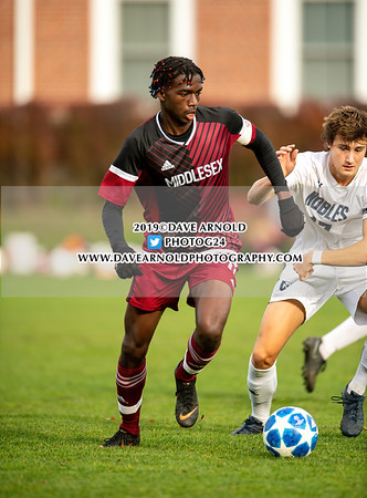 10/30/2019 - Boys Varsity Soccer - Nobles vs Middlesex