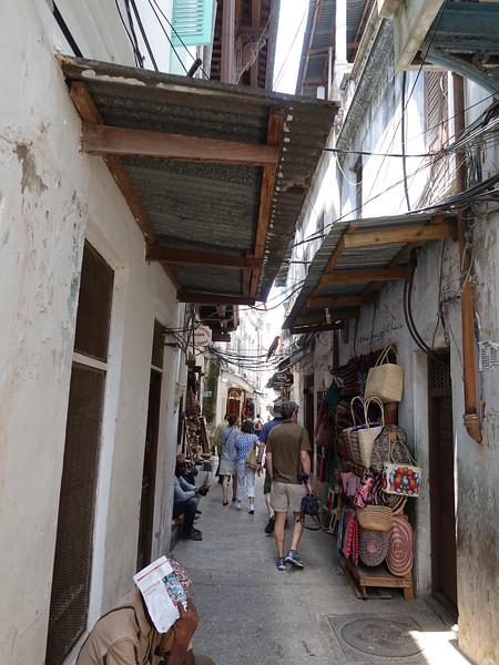 Street of Zanzibar