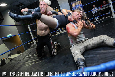 IWA - Chaos on the Coast 05.10.2018