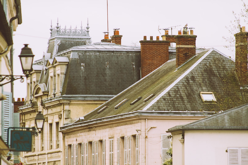 ON THE ROAD: RAMBOUILLET