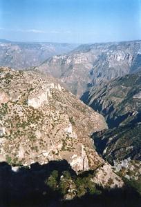 Copper Canyon, Mexico 1990's