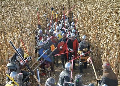 Corn Maze War