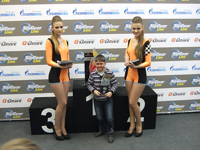 2014-03-25, Top Gear Live at Olimpiyskiy