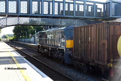 Portlaoise (Rail), 15-08-2016
