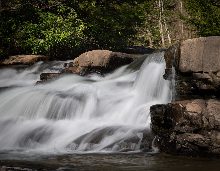 Broiling Spring Run Off