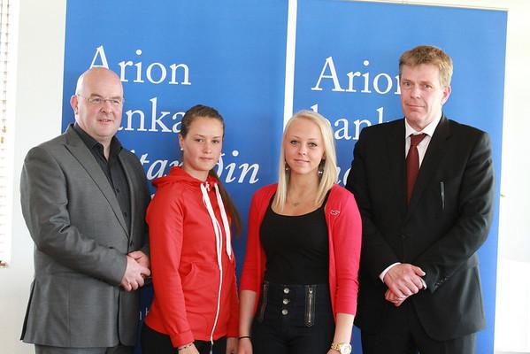 Arion banka mótaröðin 2011