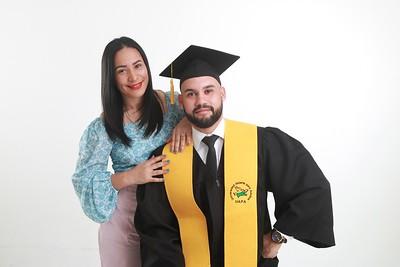 Graduación Milton Nova
