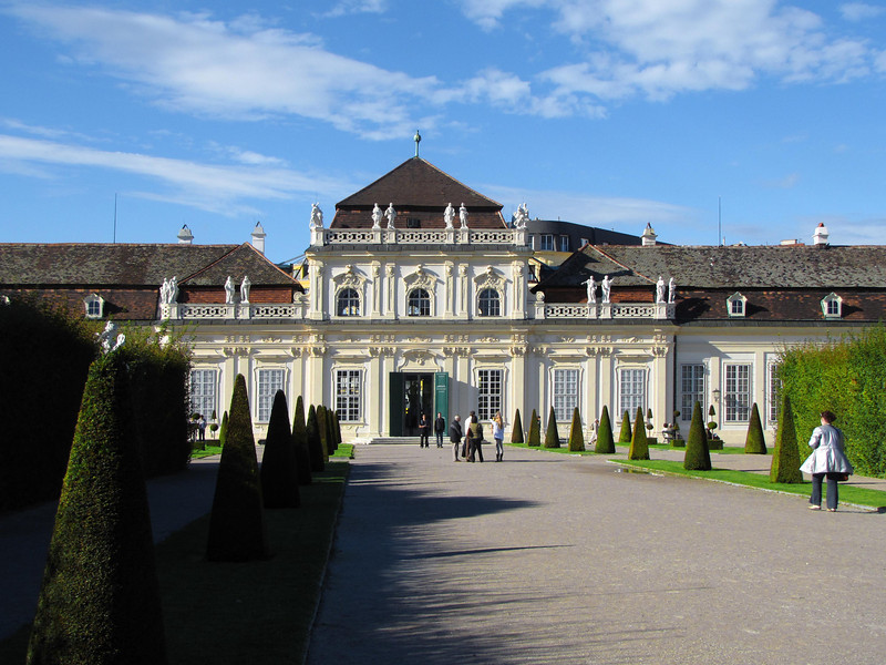 14-Lower Belvedere from the Gardens