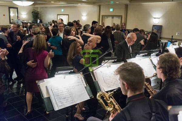 Jazz Band Dinner Dance, February 3, 2017