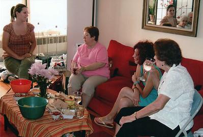 2007-08-16 | Visit with Mark & Adrienne | Brooklyn