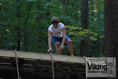 Viking Obstacle Course Race