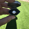 2.63ct Old European Cut Diamond Solitaire, GIA K VS2 47