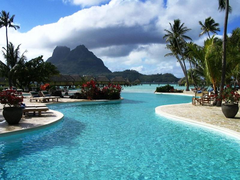 Bora Bora, Tahiti!