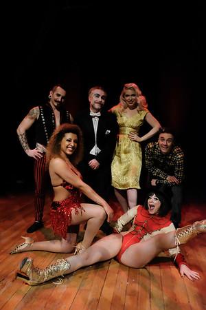 Corsham Madness and Mayhem Cabaret Photography