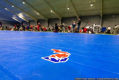 2021 - Michigan USA Wrestling State Tournament