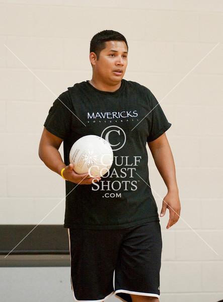 2009-10-26 Volleyball Coaches v SJS