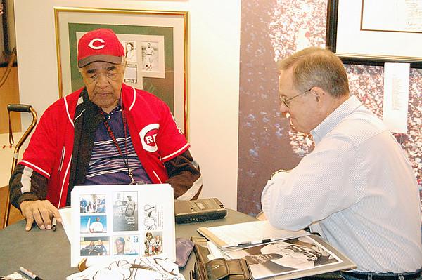 Oct. 10, 2009 @ Indiana Baseball Hall of Fame