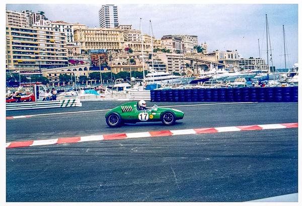 Monaco GP Historique 1997