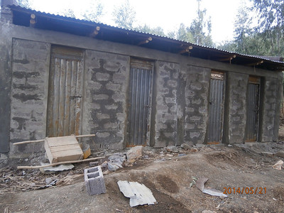 Kebele 19 Toilet Block via COFRA