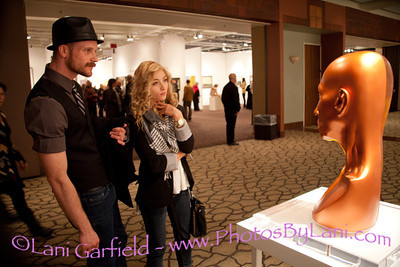 Fine Art Fair at Palm Springs Convention Center 2/16-18/12