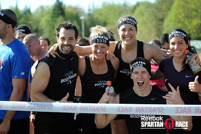 Montreal Spartan Sprint 24th May