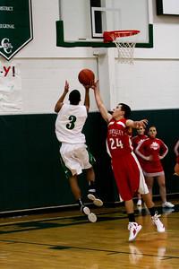 Bethel Men's Basketball vs Twin Valley South 2011-2012