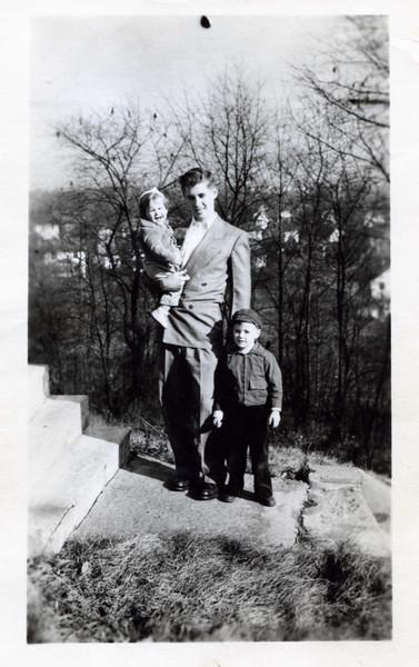 1948 Billy Jansen; Jim Harsha; Bobby Jansen