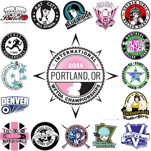 WFTDA Champs  2016 Portland