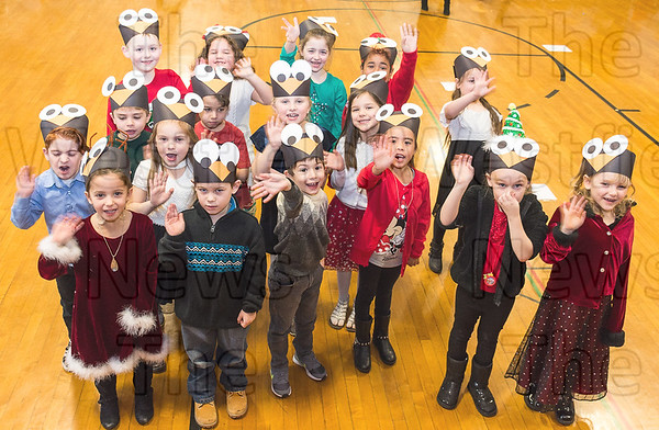 Holiday Concert Dec. 18, 2017