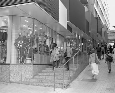 Shinjuku West-side