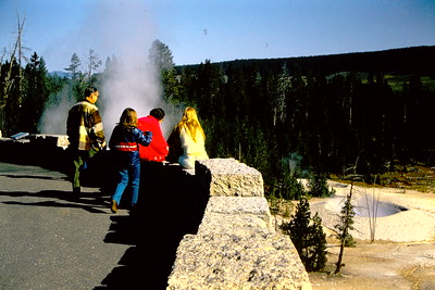 14 / Yellowstone July 1966
