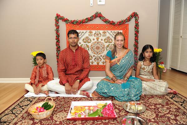 Atlanta/Hindu Morning Blessing