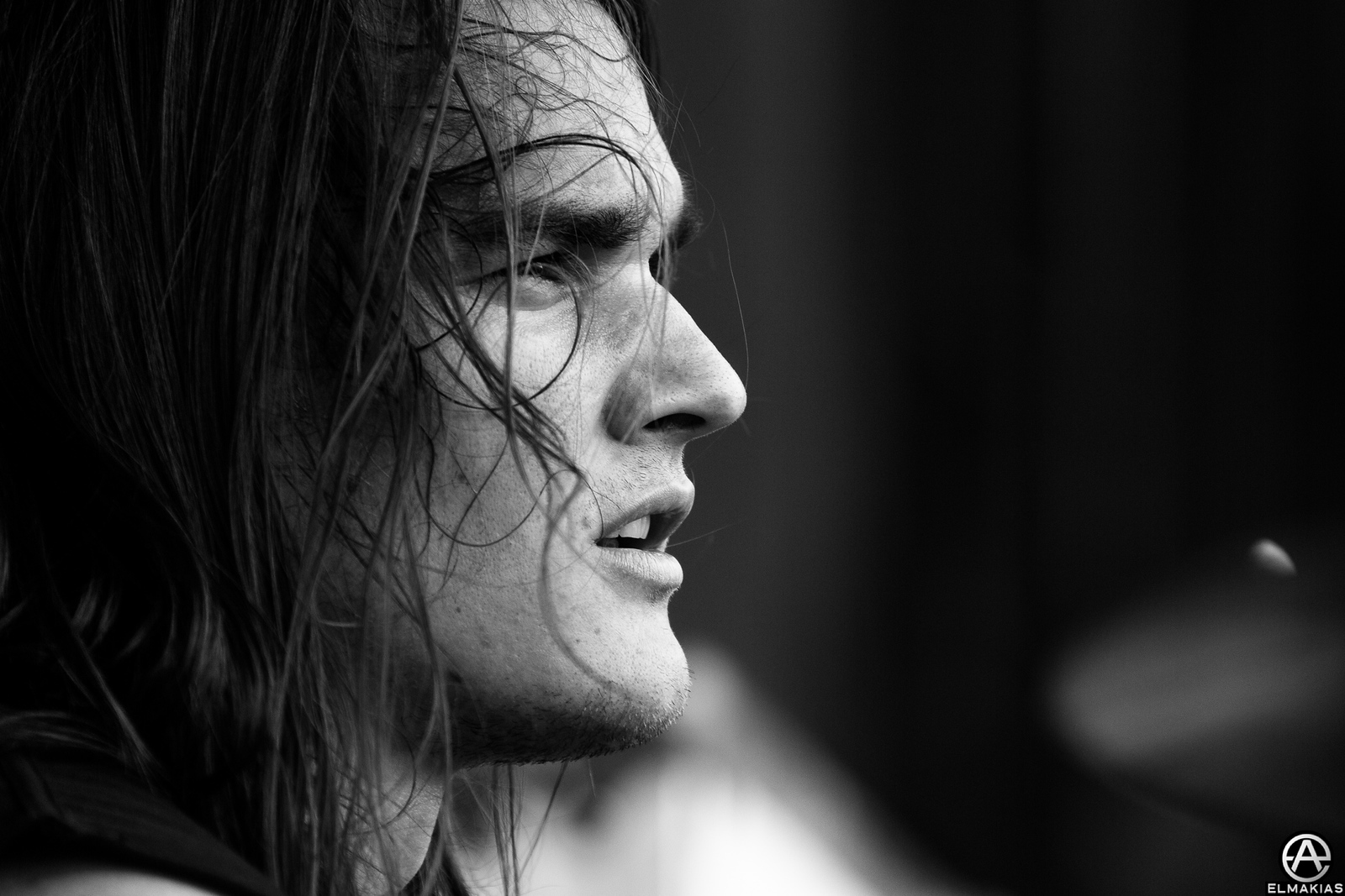 Onstage Portait - Pat Kirch of The Maine