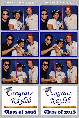 Kaleb's Grad Party