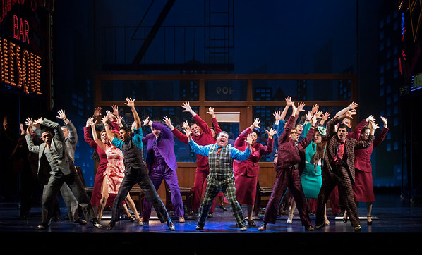 Guys and Dolls Production Photos