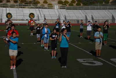 2013-10-05 Saturday Rehearsal