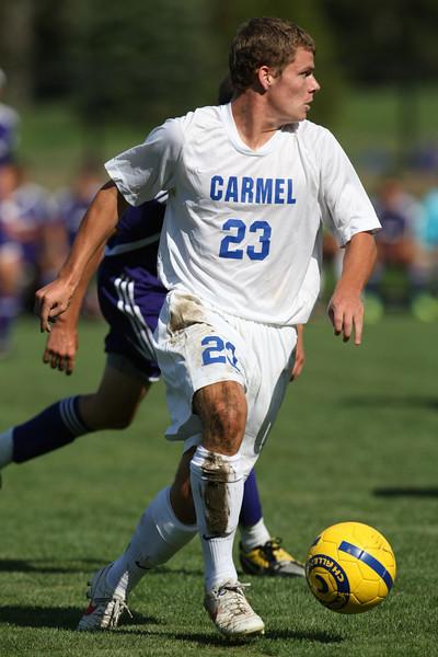 Carmel Mens HS Soccer 2012