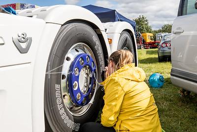 2020-08 Barnard Castle Truck Show