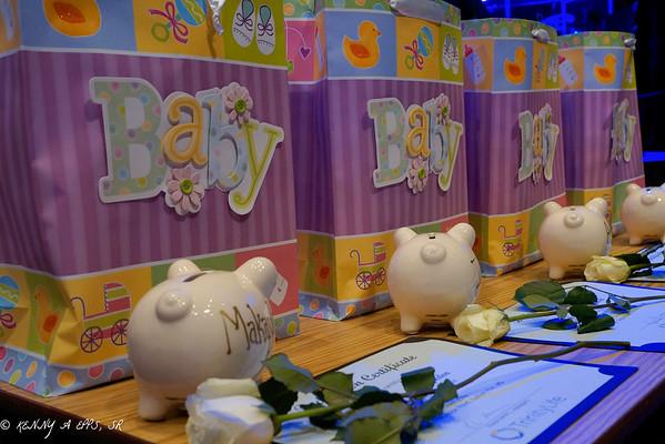 TRINITY'S BABY DEDICATION DAY 2014