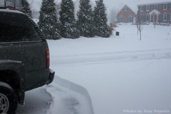 Snow Dec 2009