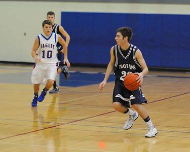 Basketball - Sophomore