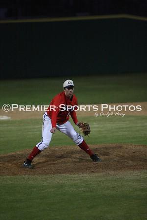 Clear Lake Varsity Baseball vs Manvel 2/25/10