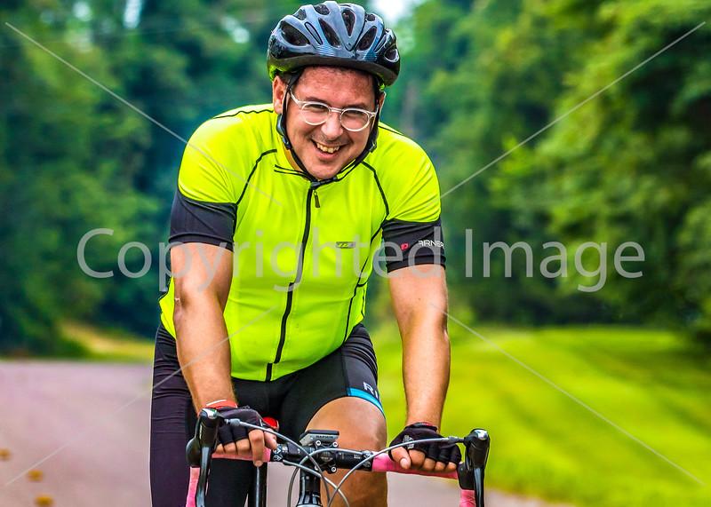 Up-Close - Smiles - Bike Missouri 2015