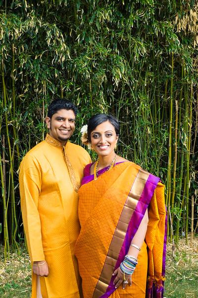 Nishi and Vivek's Seemantham