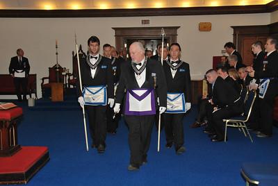 Joint Communication Mt. Horeb & Somerville Lodges April 6, 2011